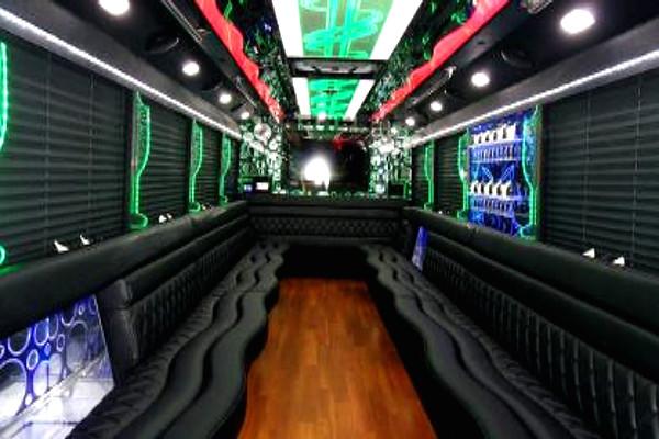 20 passenger party bus 1 Dallas