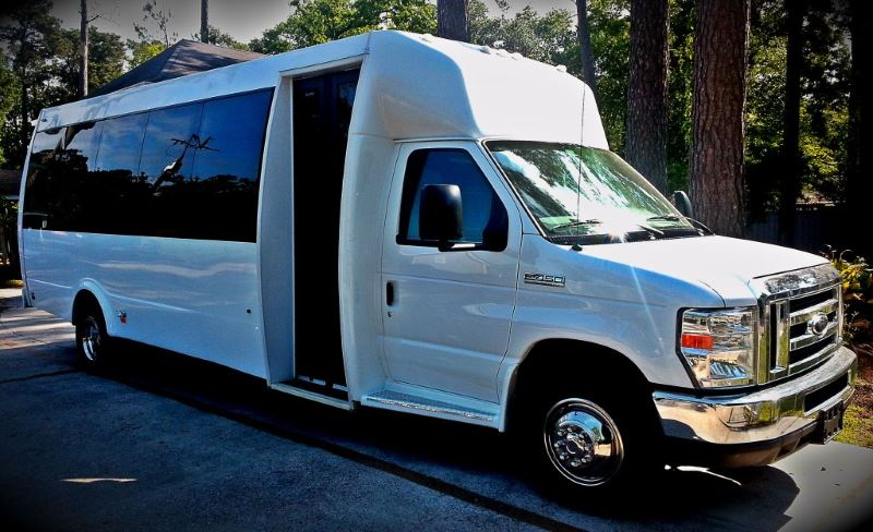 Texas 22 Passenger Party Bus